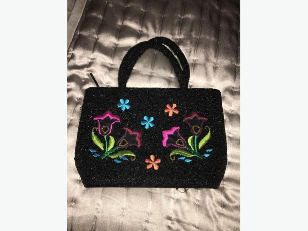 Beautiful beaded handbag