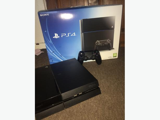 PLAYSTATION 4, 1 controller, fifa 16