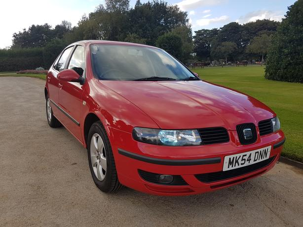 SEAT LEON 1.6 SX IN MINT CONDITION MUST SEE