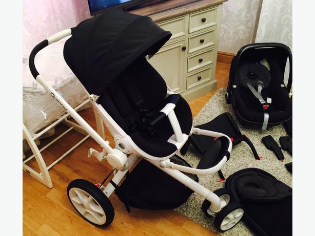 Quinny Moodd Pushchair and Travel system