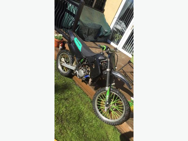 KX 85 2008 MODEL , not yz ktm cr