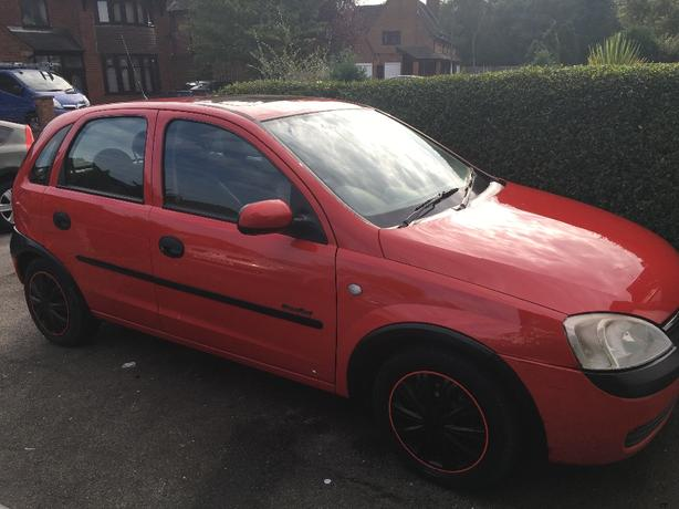 ideal 1st car corsa c 1.0 89k sell or swaps