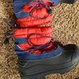 boys wellies and new snow boots size 12