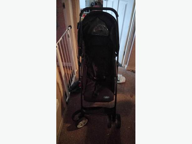 BABY START STROLLER WITH RAIN COVERS