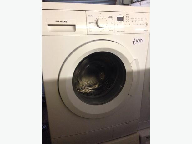 SIEMENS 6KG WASHING MACHINE04