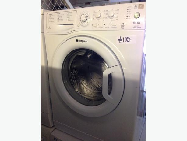 HOTPOINT 6KG WASHING MACHINE08