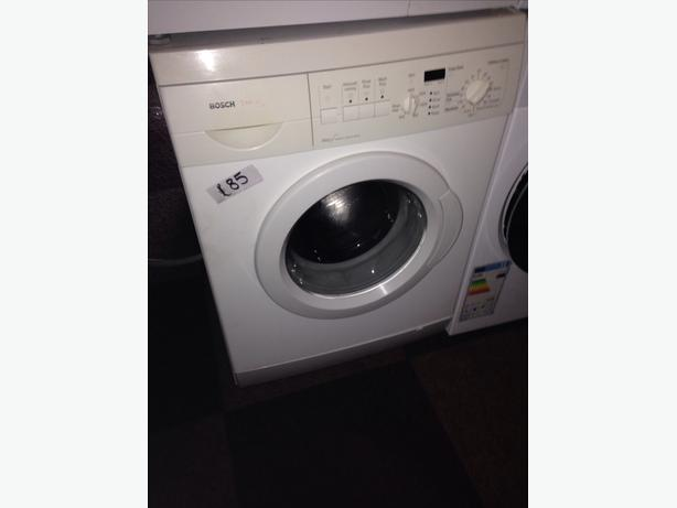 BOSCH 6KG WASHING MACHINE003