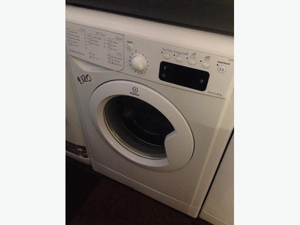 INDESIT 1-8KG WASHING MACHINE003