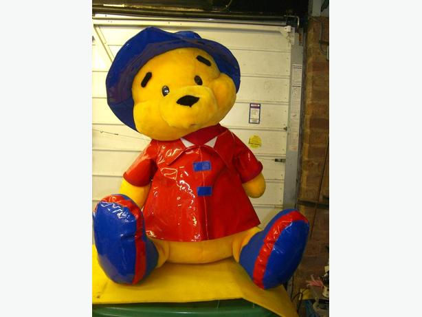 Giant Paddington Bear Soft Toy