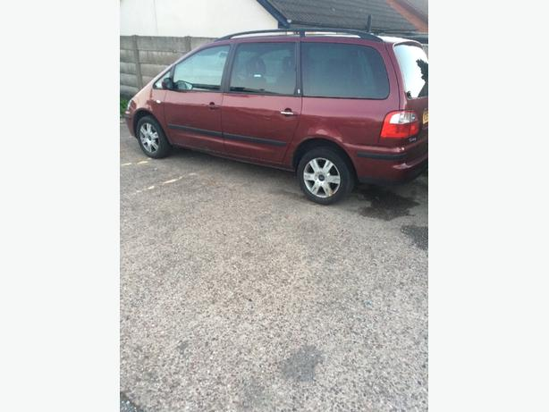 ford galaxy t d i auto 7 seater gearbox problem brierley hill wolverhampton. Black Bedroom Furniture Sets. Home Design Ideas