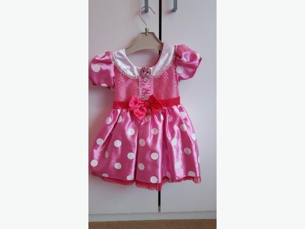 minni mouse fancy dress age 2