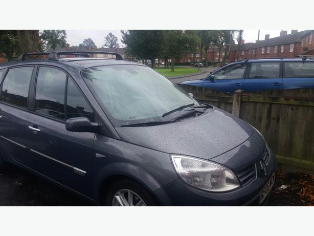 Renault grand scenic 7 seater diesel
