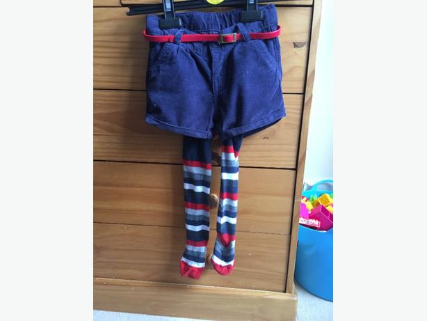 2-3 girls morhercare shorts