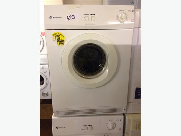 6KG WHITE KNIGHT VENTED DRYER4