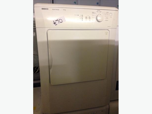 BEKO 6KG VENTED DRYER6