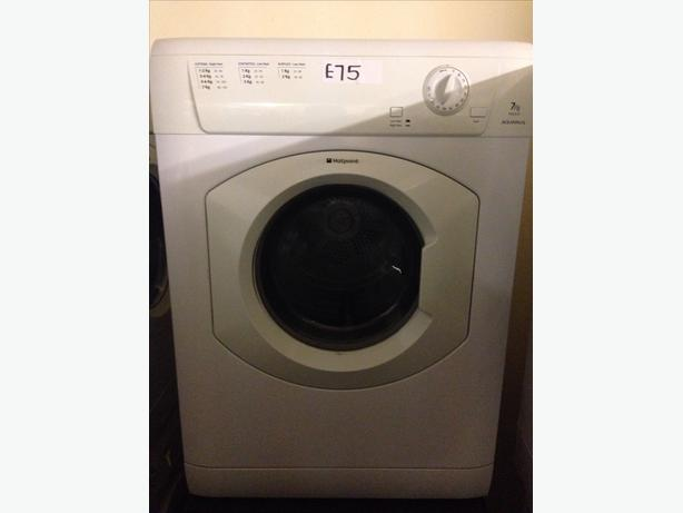 7KG HOTPOINT DRYER VENTED01