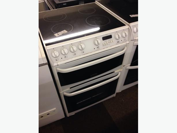 CANNON DOUBLE OVEN ELECTRIC COOKER4