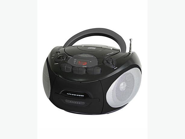 cd radio tape player