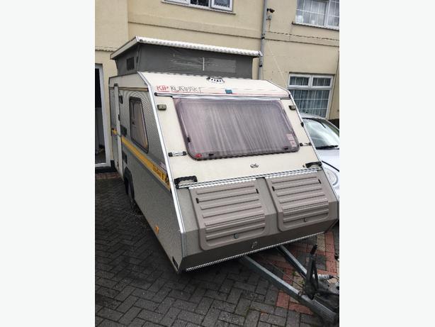 kip kompakt 2 berth caravan
