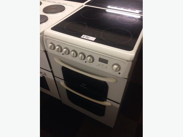 60CM HOTPOINT ELECTRIC COOKER04