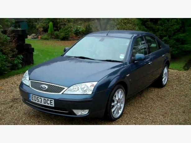 Ford MONDEO 2 Owners from new MOT