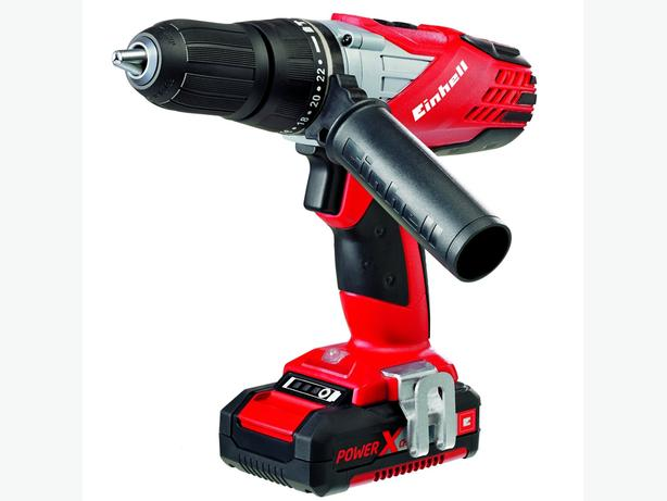 Einhell Cordless Impact Drill- 18V- Lithium Battery- Fully working.