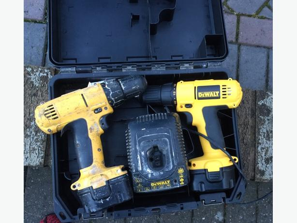 DeWalt 12V Professional Drill Driver, One Brand New Drill, BARGAIN *NO OFFERS *