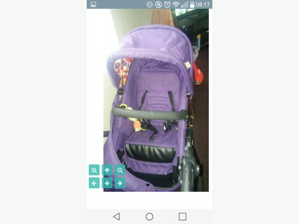 kiddie cotoure pushchair