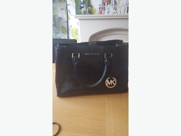 genuine Michael kors black bag