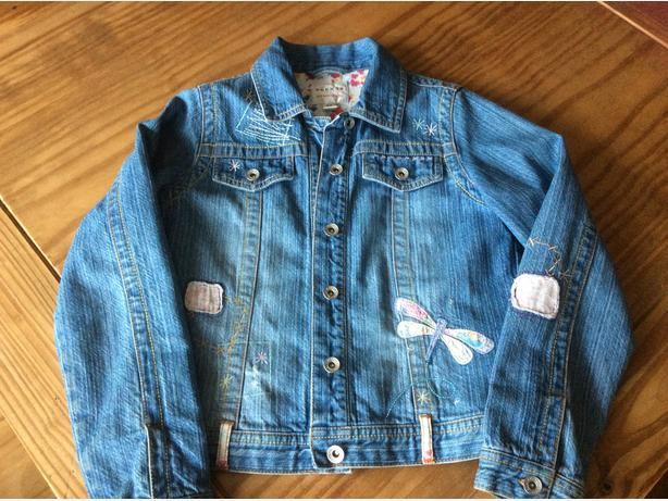 Girls Next Denim Jacket