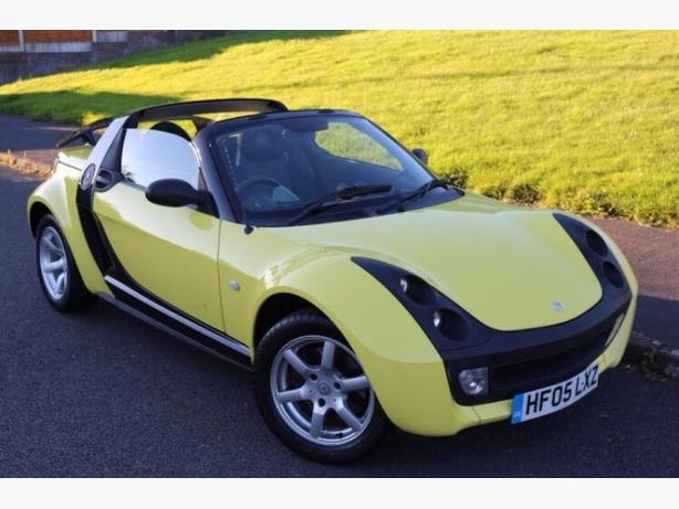 SMART ROADSTER, TURBO, CONVERTIBLE*ONLY 56K MILES*IMMACULATE CONDITION