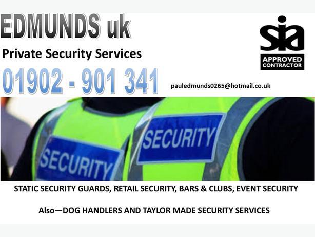 24 hr caretaker security.