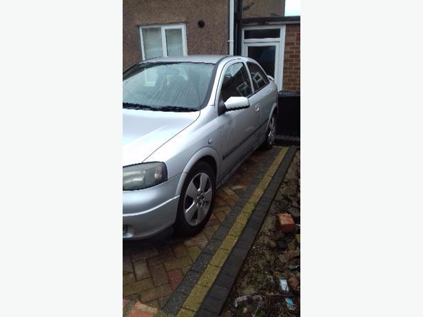 Vauxhall Astra 2.2sri