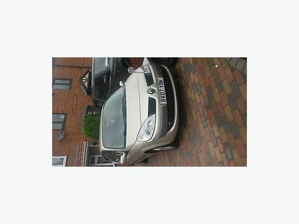 renault grand senic 2007 plate 7 seater