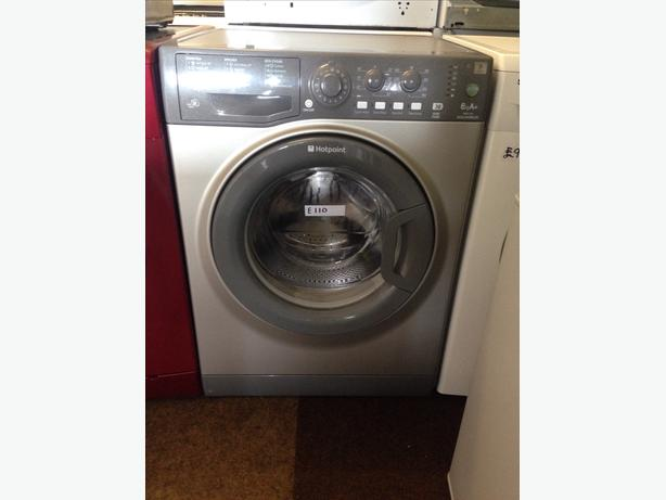 HOTPOINT 6KG WASHING MACHINE2