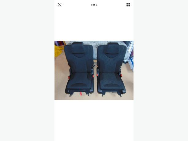 Wanted Peugeot 308 sw 3rd row seats
