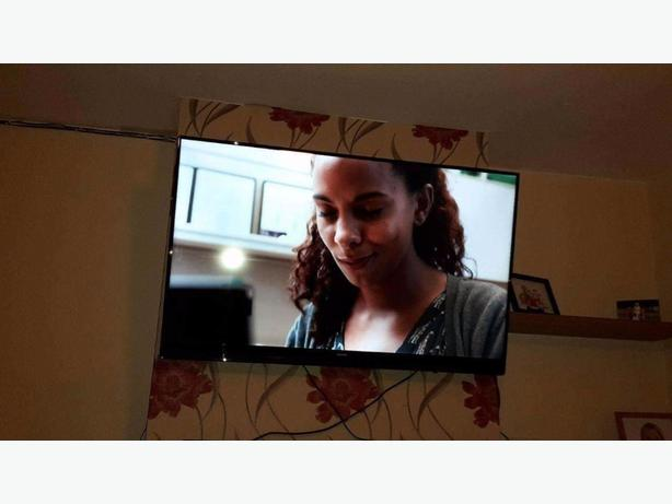 "49"" Samsung tv"
