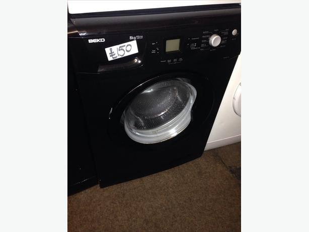 BEKO 8KG WASHING MACHINE5