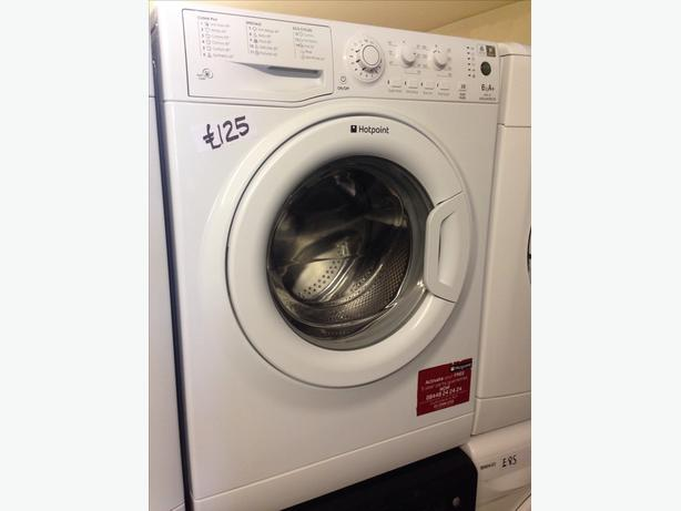 HOTPOINT 6KG WASHING MACHINE5