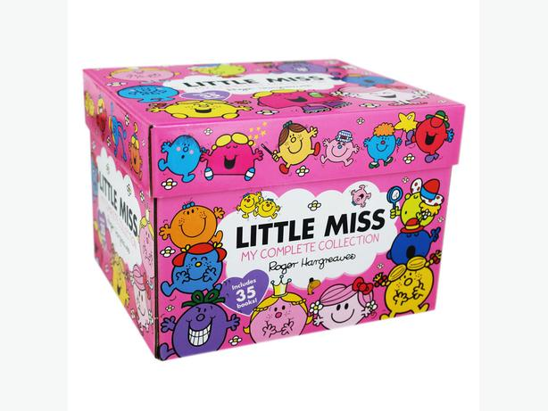 Little Miss Box Set - My Complete Collection