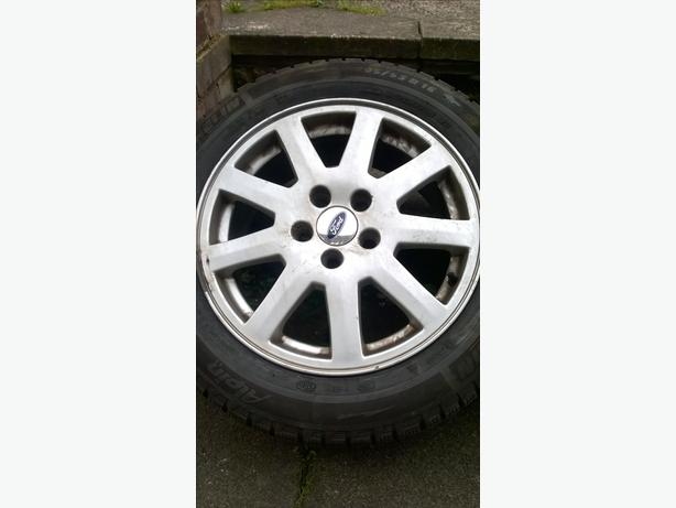 for alloy wheels x4