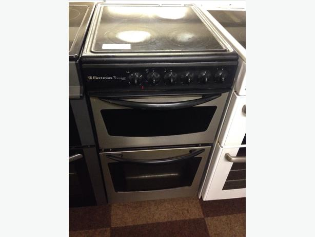 ELECTROLUX ELECTRIC COOKER DOUBLE OVEN FAN ASSISTED02