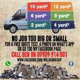 RUBBISH REMOVALS, HOUSE CLEARANCES, GARDEN CLEARANCES, SHED & LOFT CLEARANCES