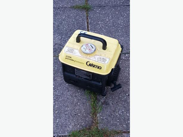 650w portable generator