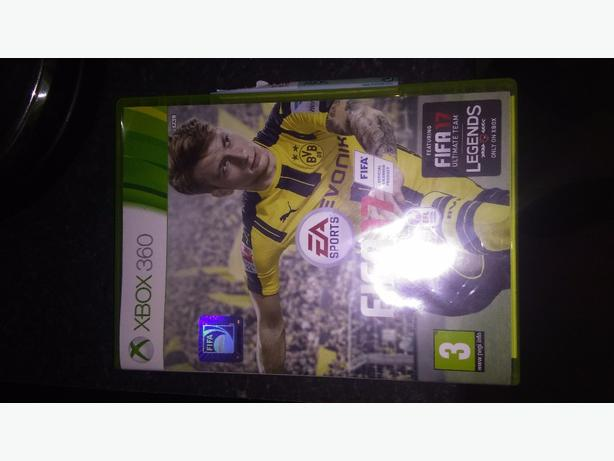 fifa 17 plus other games