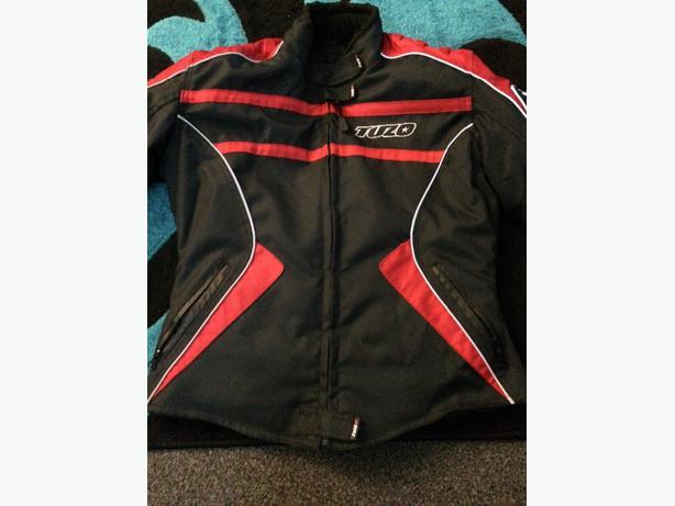 tuzo ladies bike jacket