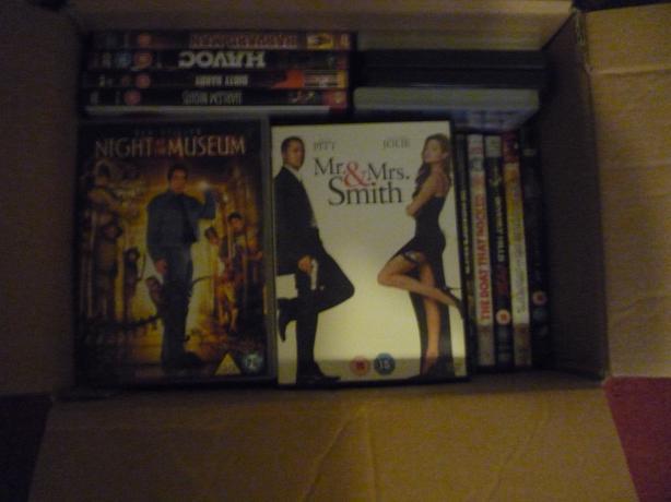 approx 350 dvd films