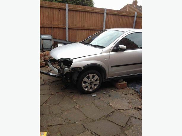 Vauxhall Corsa 1.3 cdti BREAKING