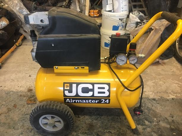 jcb air compresser