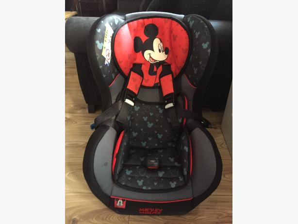 mickey mouse car chair